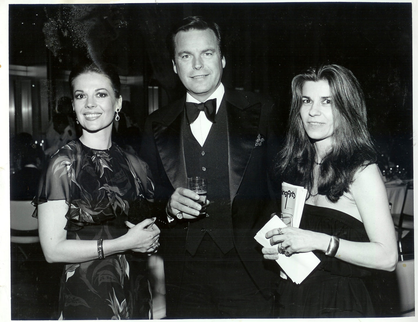 Natalie Wood, Robert Wagner and Florence Pettan.