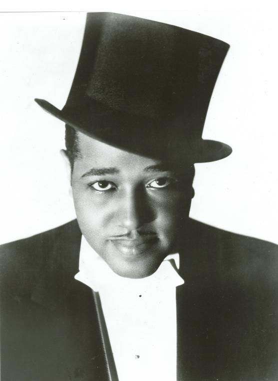 Duke Ellington. Photo: Maurice Seymour, courtesy of the NYPL Jerome Robbins Dance Division.