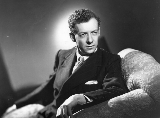 Benjamin Britten. Photo courtesy of ClassicFM.