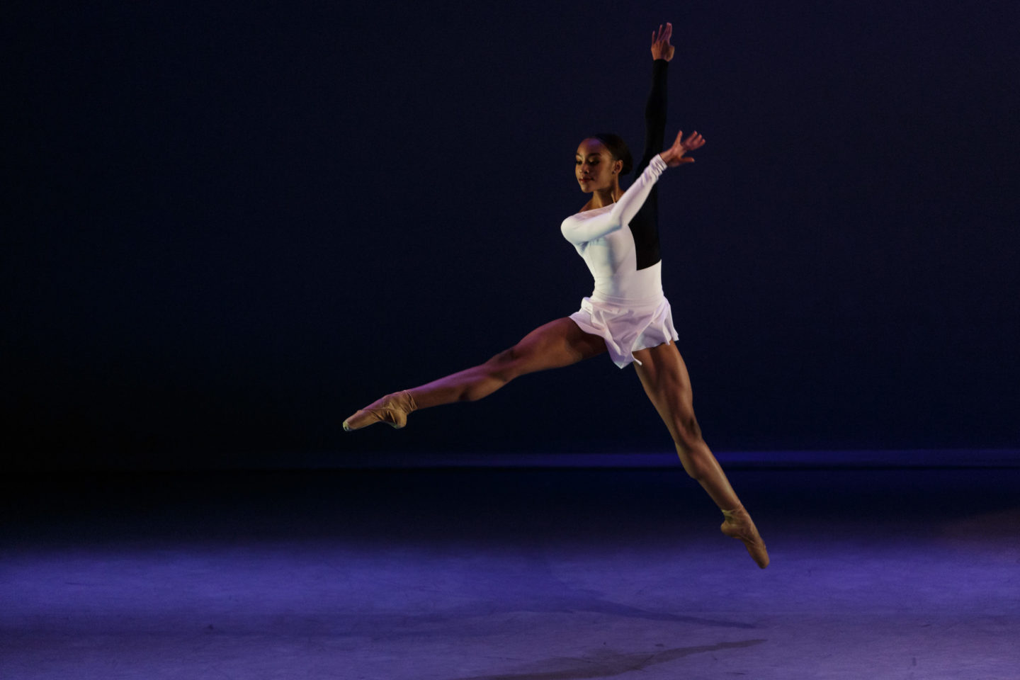 Aleisha Walker in Amy Hall Garner's <i>Escapades</i>. Photo: Jojo Mamangun.