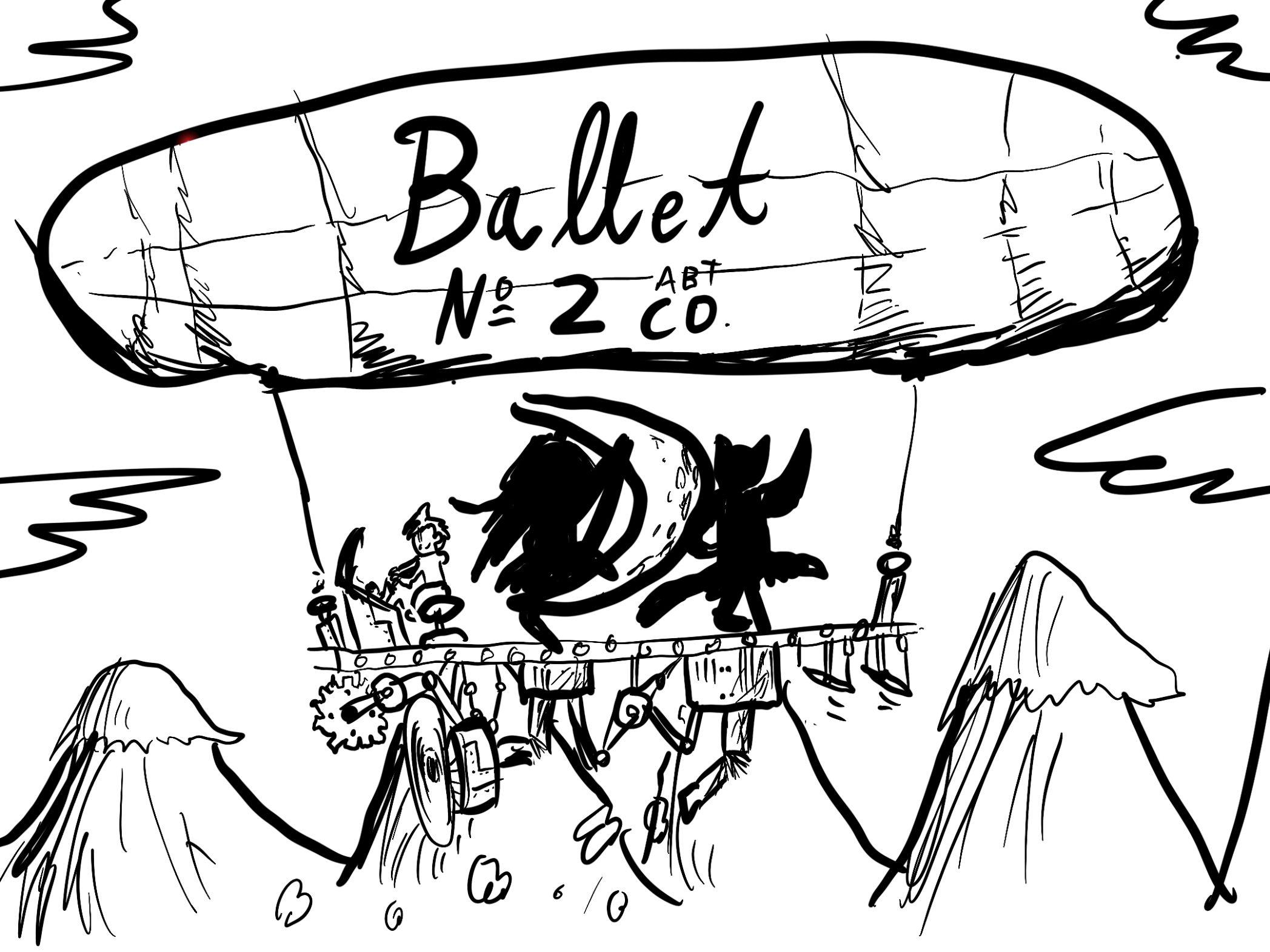Cat City ballet