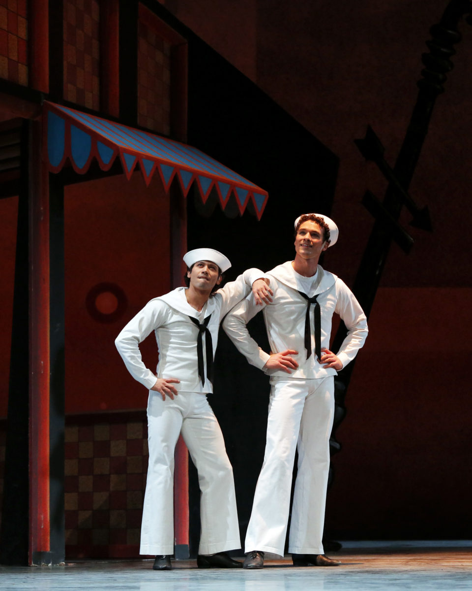 Veronika Part and Cory Stearns | American ballet theatre