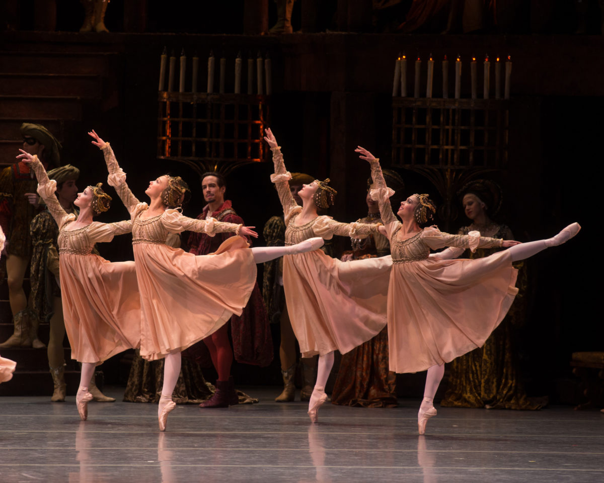 American Ballet Theatre - Romeo and Juliet