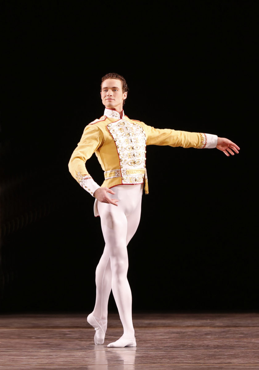 Cory Stearns | American Ballet Theatre | dance | Pinterest