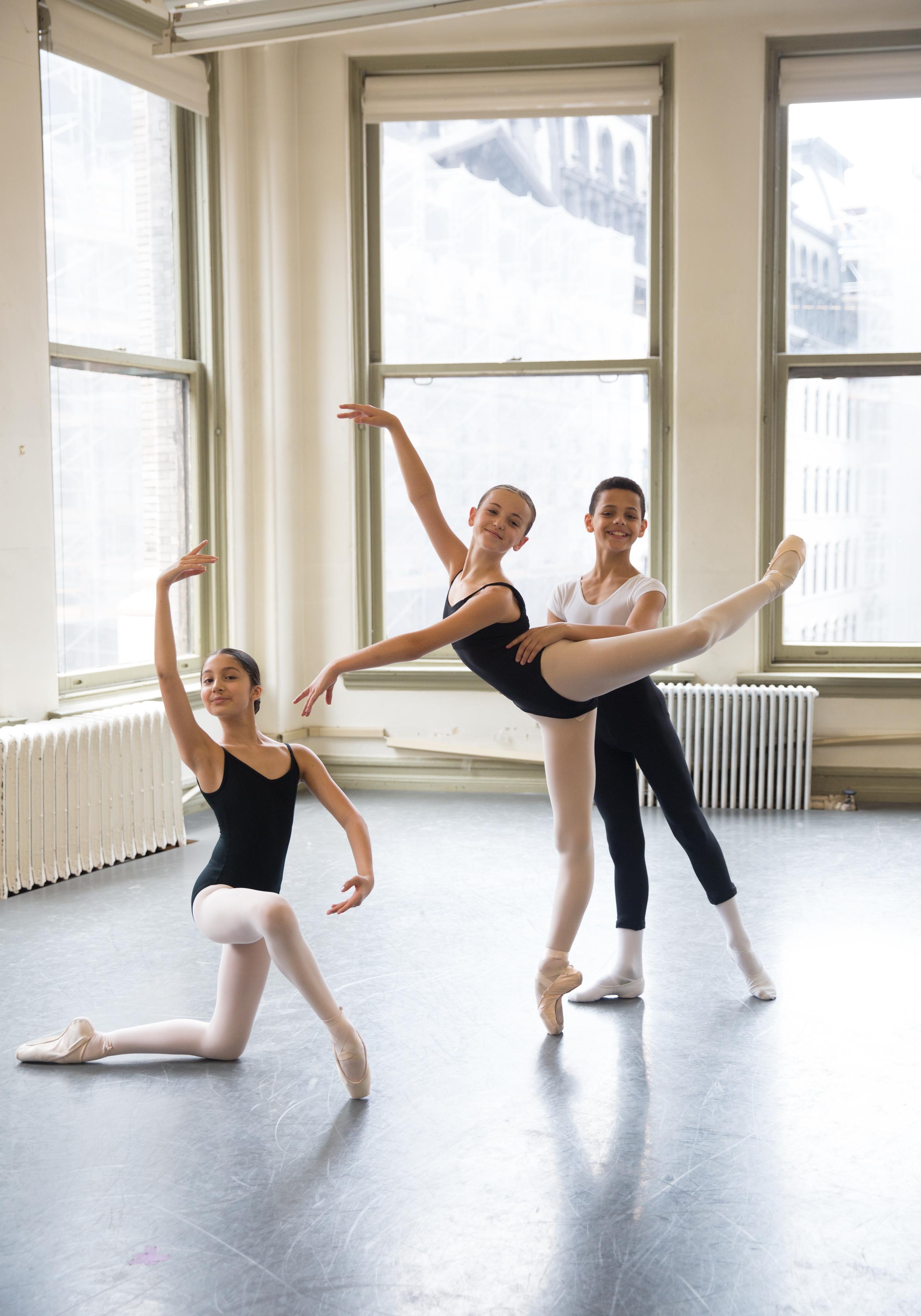 Boston Ballet Summer Intensive 2020.American Ballet Theatre